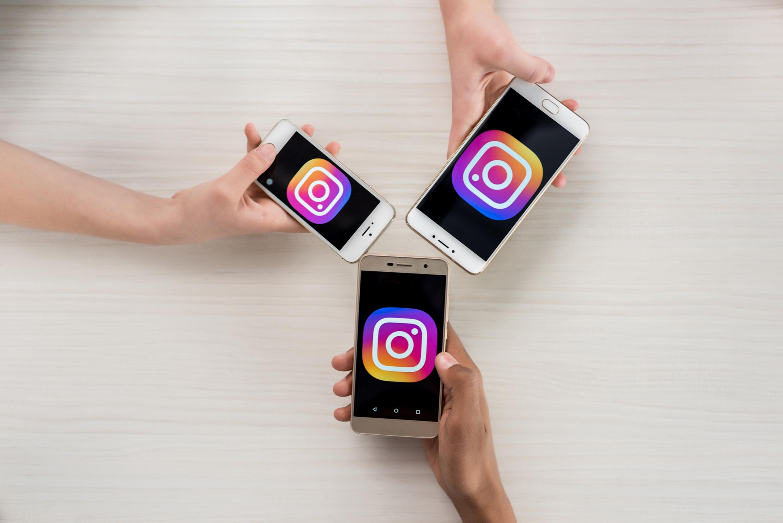 Startup Instagram