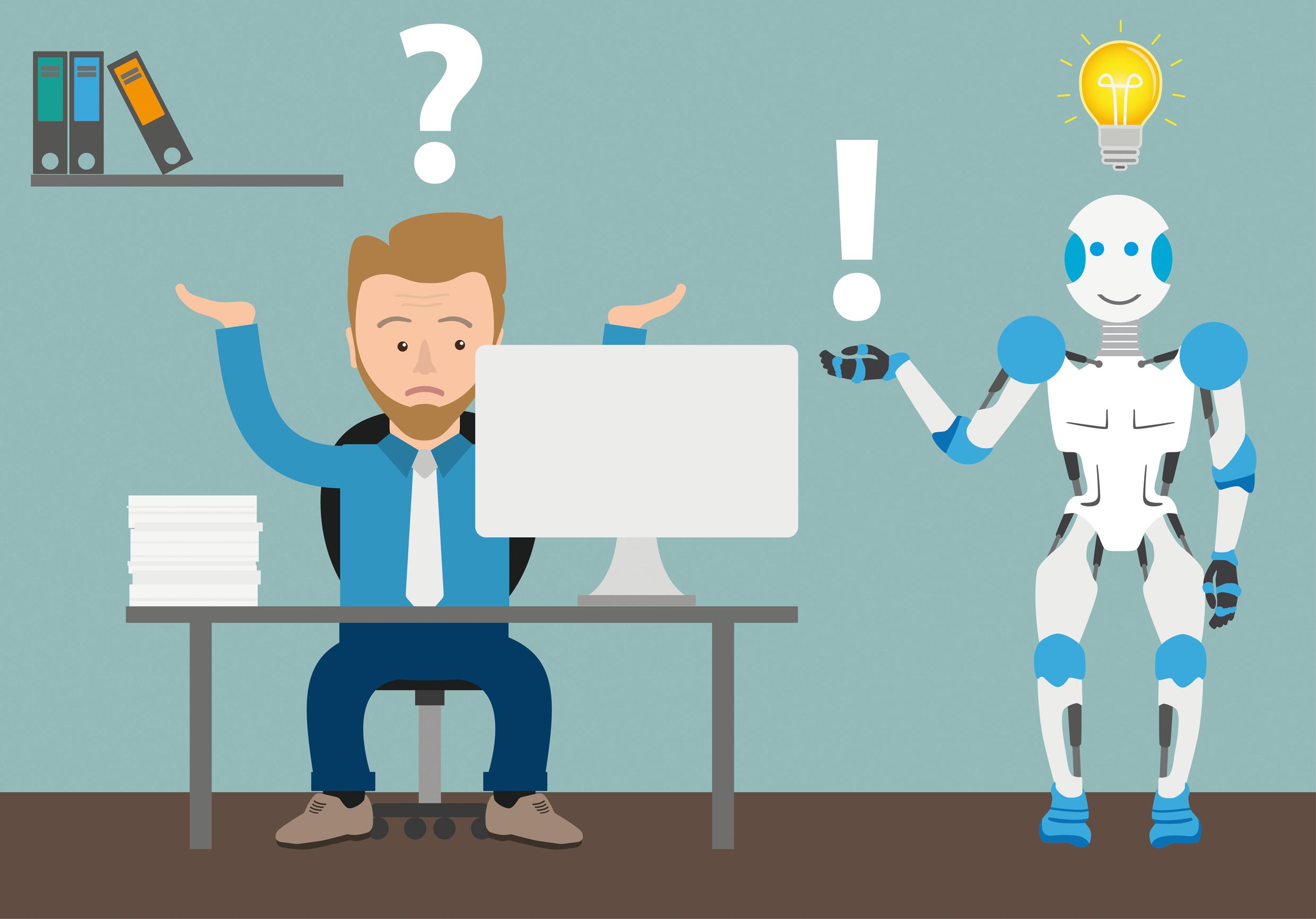 Startups benefit AI