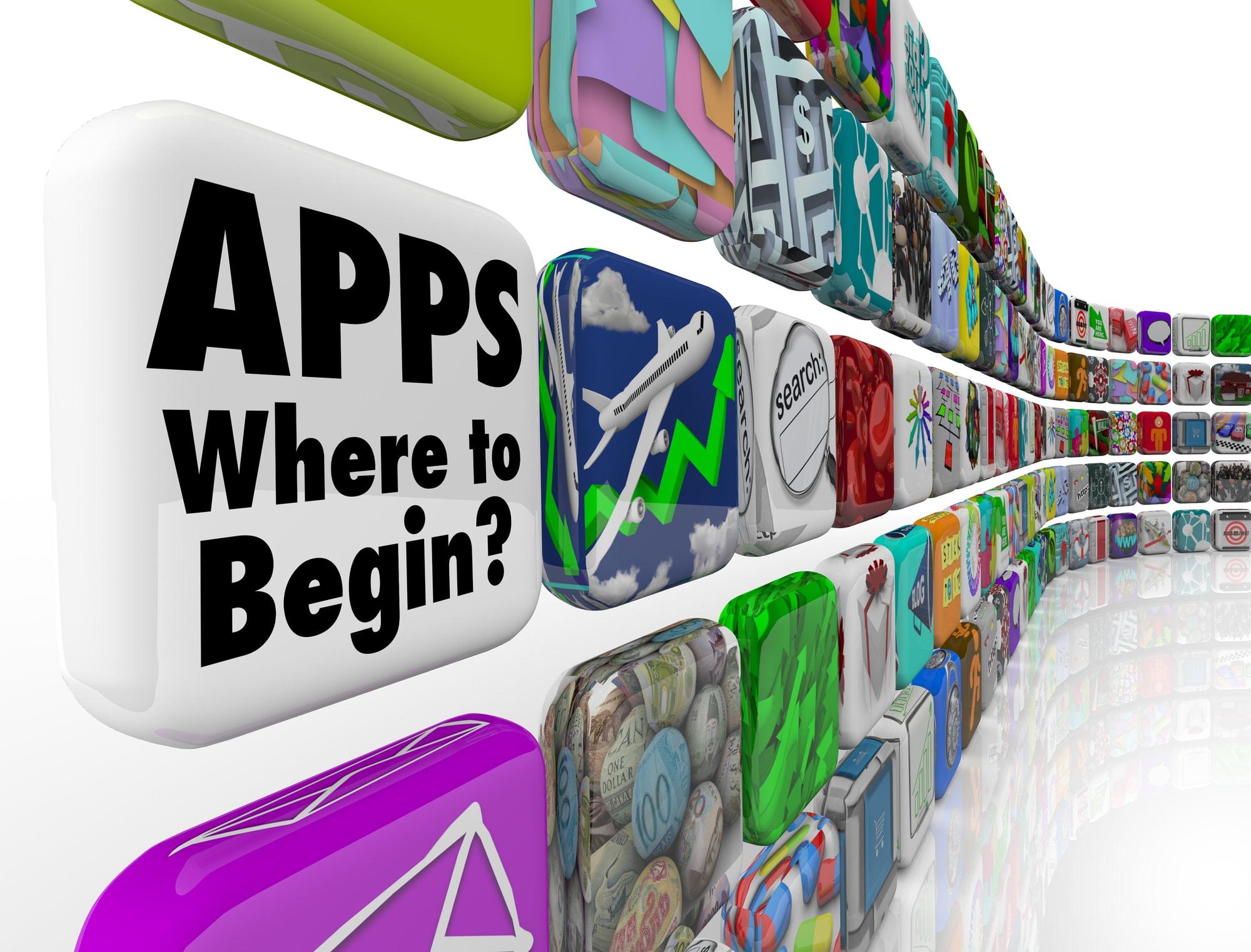 App-Entwicklungsprozess